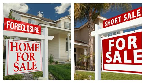 what is the difference between houses for sale that are foreclosure short sale what s the difference homes com