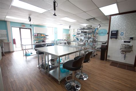How To Run A Professional Kitchen by The Cake Collective Commercial Kitchen For Rent The