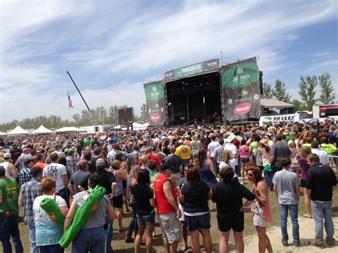 tree town festival puts winnebago outdoor center stage rv business