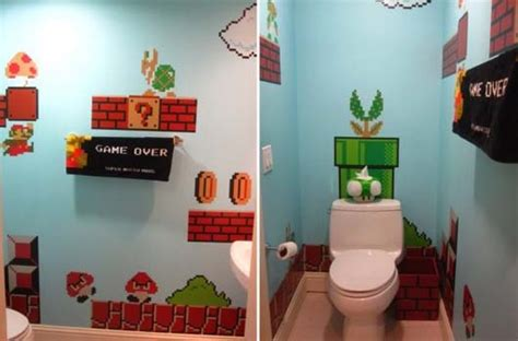 mario bros bathroom super mario bathroom ideas