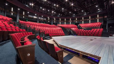 alley theatre seating alley theatre pulls back curtain on theatre renovations in