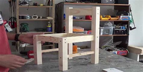 como hacer sillas de madera c 243 mo abrir agujeros para bisagras de cazoleta