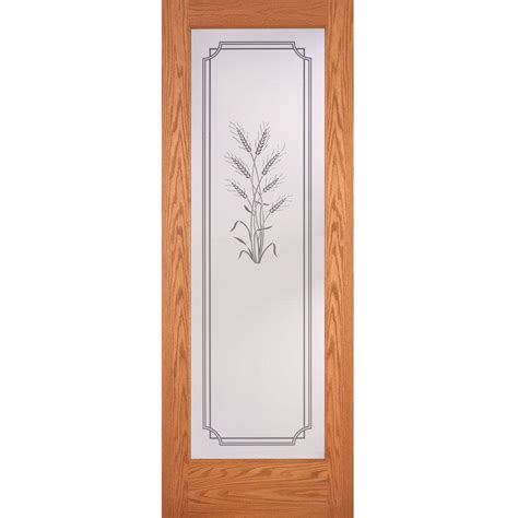 Feather River Doors 32 In X 80 In Privacy Woodgrain 1 Feather River Interior Doors