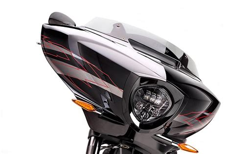 Lu Led Motor 30 Watt victory magnum x 1 cruiser motorcycle with booming voice