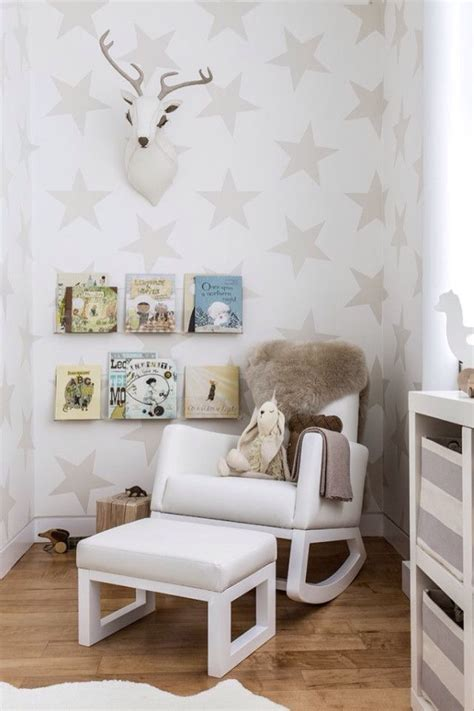 20 Extremely Lovely Neutral Nursery Room Decor Ideas That Cool Nursery Decor