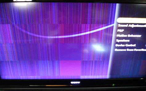 t v disease in hindi sony kdl46w4100 vertical lines avs forum home theater