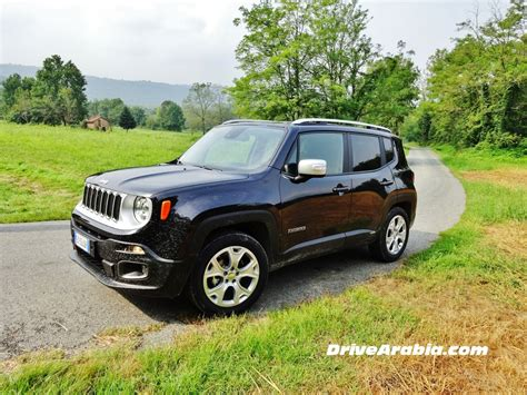 Jeep Renegade Black Image 173