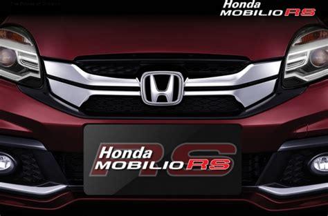 Garnis Depan Honda Mobilio Rs 301 moved permanently