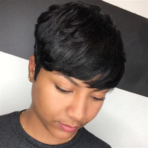 pixie haircuts for ethnic hair 20 sassy and sexy black pixie cuts