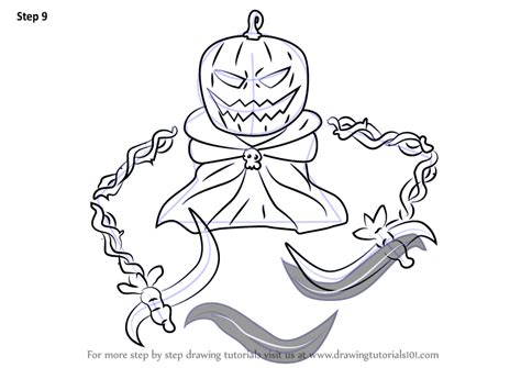 learn how to draw pumpking from terraria terraria step