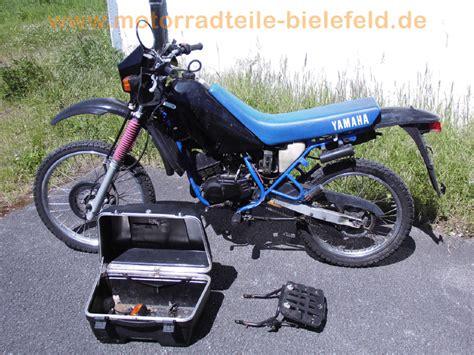 Motorrad Tuning Bielefeld by Yamaha Dt 50 R 3mn Motorradteile Bielefeld De
