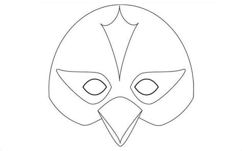 printable penguin mask template animal mask template animal templates free premium