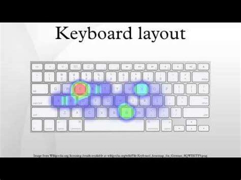 key layout meaning velotype