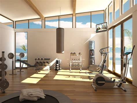 designing your room modern interiors designing gym room in home 2366 latest