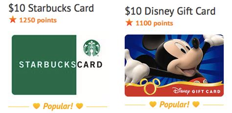 Black Friday Deals On Disney Gift Cards - disney movie rewards 10 disney gift card only 1 100 points or 10 starbucks gift
