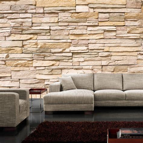 dekor steine wand 3 d tapeten 3d tapete im onlineshop kaufen tapeto design
