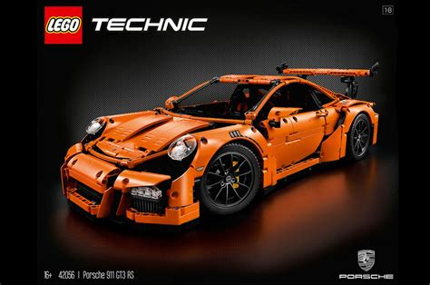 lego porsche 911 gt3 rs build your lego introduces porsche 911 gt3 rs replica