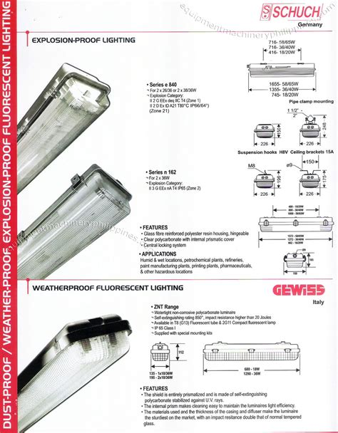 Lu Explosion Proof Philips fluorescent lights outstanding fluorescent light