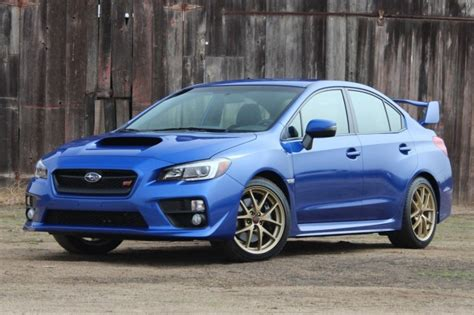 subaru car 2015 2015 subaru wrx best car to buy nominee