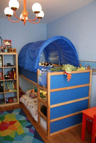Boys Bunk Beds Ikea Ikea Kura Bed Bunk Bed With Tent Ikea Bed My Boys Ikea And On The Side