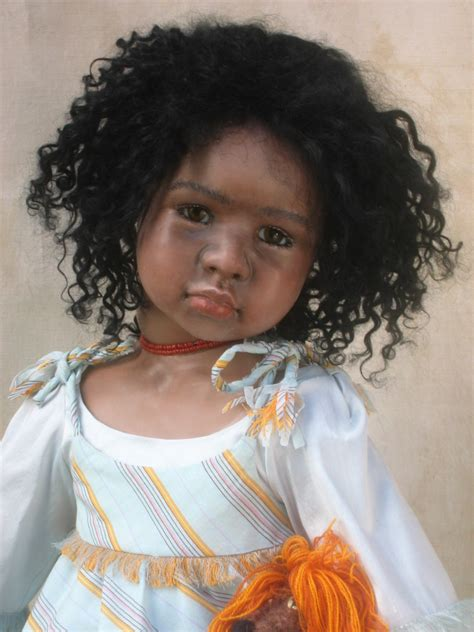 black doll 2008 black collectible dolls images search