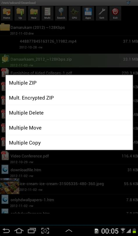 unzip files android how to compress and unzip files and folders on your android phone android advices