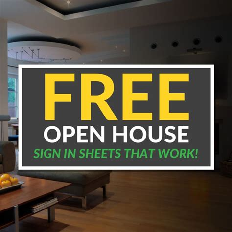 realtor open house sign in sheet template are you looking for real estate open house sign in sheets