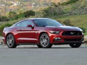 Ford Mustang 2015 2015 Ford Mustang Overview Cargurus