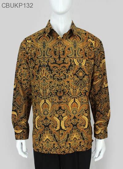 Baju Pisang baju batik kemeja panjang motif pisang bali kemeja