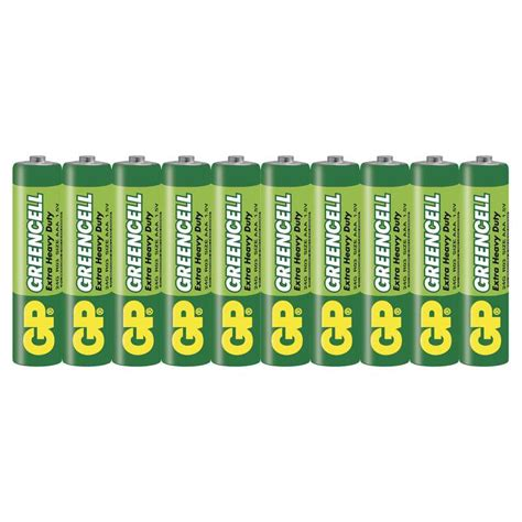 Gp Batteries Aaa Green Cell baterie gp greencell r03 aaa nejrychlej蝣 205 cz