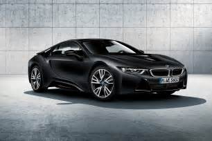 bmw i8 gets protonic frozen black and yellow special