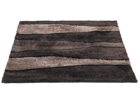 Tapis Marron Conforama by Tapis 120x170 Cm Onda Coloris Marron Vente De Tapis
