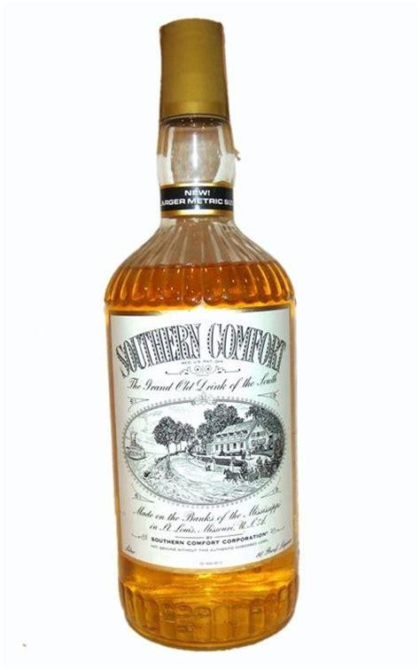 southern comfort 1 litre price 1979 southern comfort liqueur old sealed bottle 1 liter