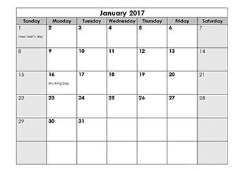 apple pages calendar template 2017 calendar templates 2017 monthly yearly