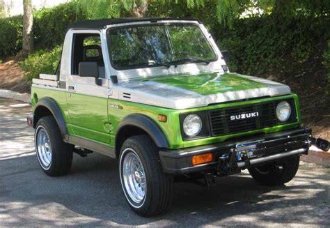 how cars work for dummies 1986 suzuki sj 410 parental controls 1986 suzuki samurai information and photos momentcar