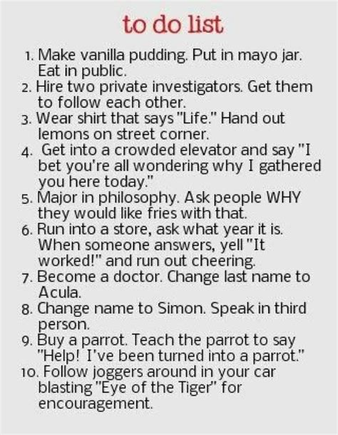 10 things you should be able to do things to do before you die