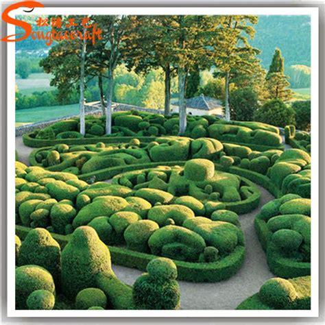 Landscape Fabric Bulk Wholesale Cheap Price Artificial Topiary Plant Outdoor