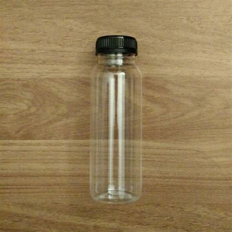 Botol Jar Minuman Jus 250ml jual botol jar plastik minuman jus 250ml bunda lea