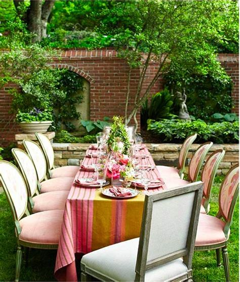 outdoor setting ideas for a relaxed outdoor bridal shower wedding stuff