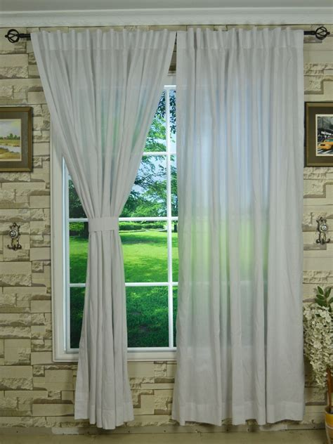 back tab sheer curtains sheer back tab curtains curtain menzilperde net