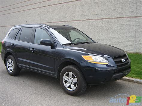 2009 Hyundai Santa Fe by List Of Car And Truck Pictures And Auto123