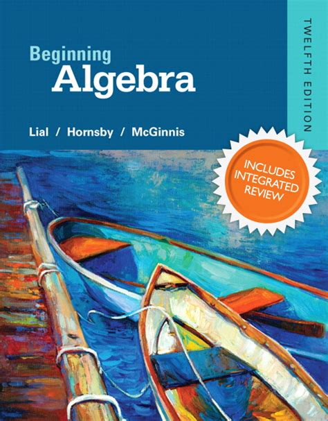 Beginning Algebra lial hornsby mcginnis beginning algebra subscription