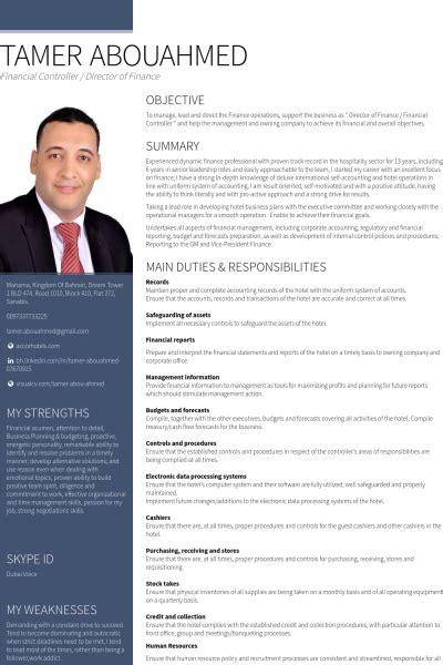 controller resume exle financial controller resume sles visualcv resume