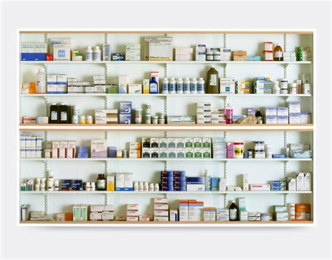 Hirst Medicine Cabinet by Nothing To Fear Damien Hirst