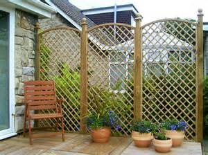 treillis de jardin jardin