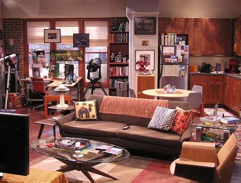 17 best images about big theory set on bangs living room sets and get the look