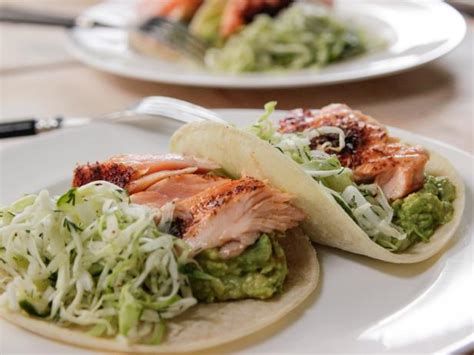 ina garten s best recipes roasted salmon tacos recipe ina garten food network