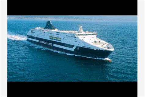 porto torres barcellona torna nave porto torres barcellona tiscali notizie