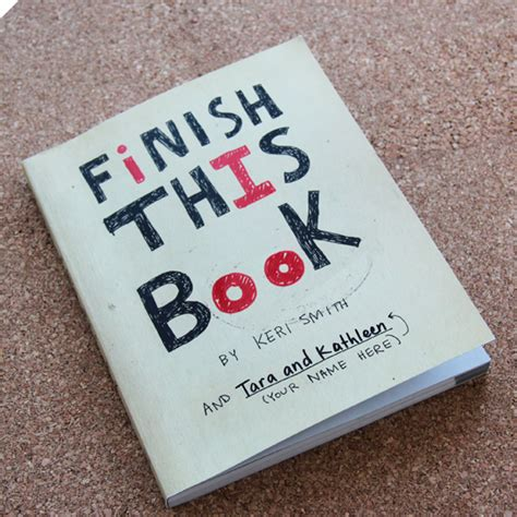 of finished years a novel books being an investigative creative a review of finish this book