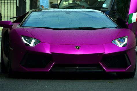 Skrillex Rick Ross Purple Lamborghini Official